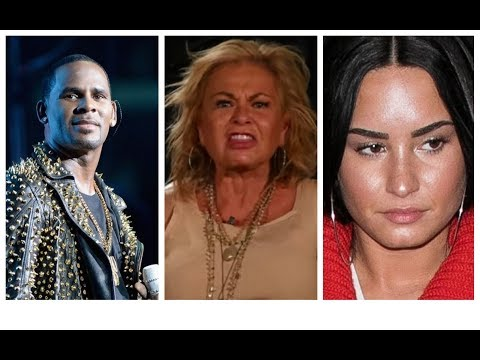 R.Kelly- I Admit #unWined, Demi Lavoto, Roseanne Speaks Out, Monique, Faith & Steebie J.