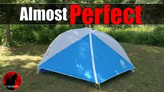 Sierra Designs ClearWing 2 Tent Review