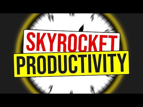 🎤Efficient Arbitrage: Improving Yourself & Your Business! (Productivity Academy Episode Feature)