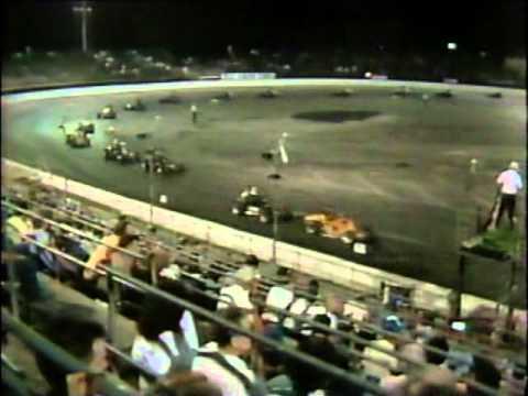1986 Speedrome - USAC Midgets