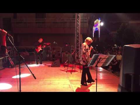WILMA GOICH LIVE TOUR 2016 MONTALTO (CS) POLITANO SERVICE