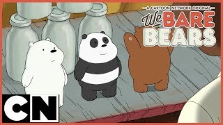 We Bare Bears | Baby Bears at Funfair (Clip 2) | Cartoon Network