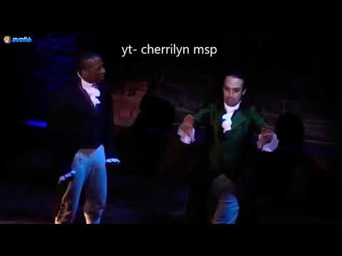 Another three seconds of a Hamilton bootleg