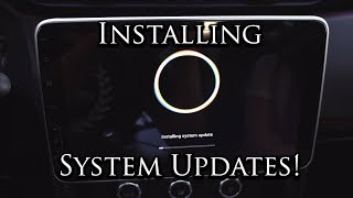 How to Update Your Android Head Unit | Firmware/Build