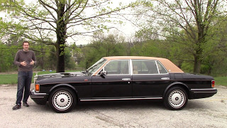Here's What a $300,000 Rolls-Royce Was Like... in 1996 thumbnail