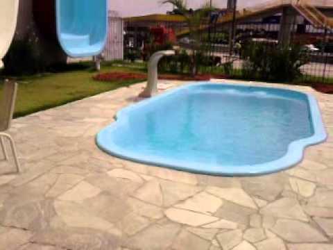 Para so das pedras e igui piscinas for Piscinas semienterradas
