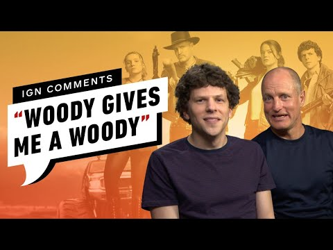 Zombieland's Woody Harrelson and Jesse Eisenberg Respond to IGN Comments
