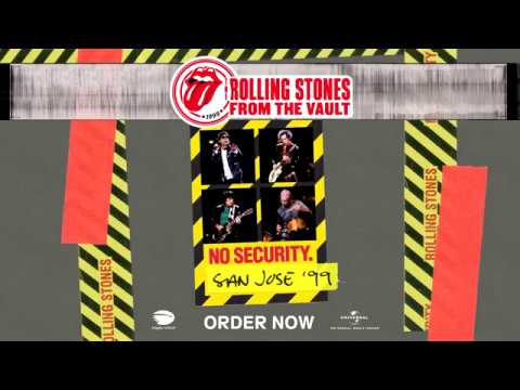 The Rolling Stones - From The Vault - No Security. San Jose '99