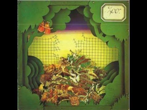 Zoo, I Shall Be Free 1970 (vinyl record)