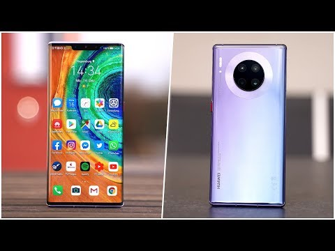 Review: Huawei Mate 30 Pro (Deutsch) | SwagTab