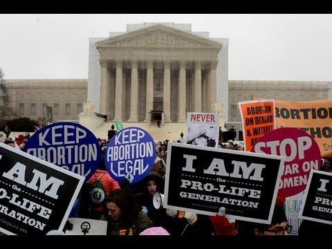 Roe v. Wade, 40 years later