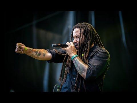 "Ky - Mani  Marley "" The March""- Live @ WROCŁAW / WrocLove 2008"