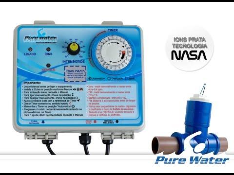 Ionizador de cobre caseiro para piscinas doovi for Ionizador para piscinas
