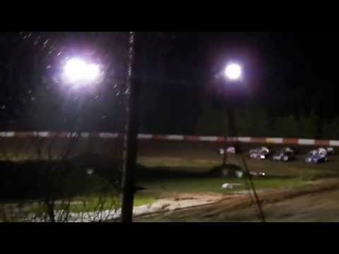 Jeff Klopstein 05\24\2013 Central Wisconsin Raceway Feature Win