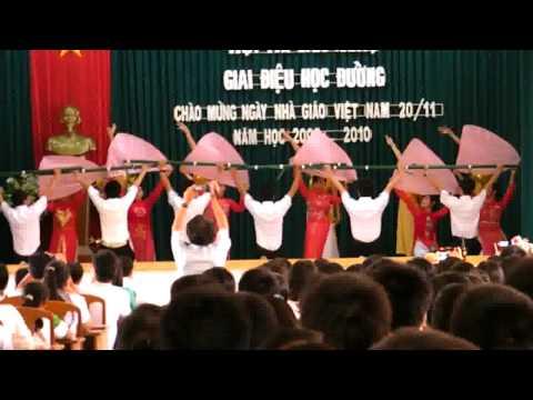 Múa: Việt Nam gấm hoa