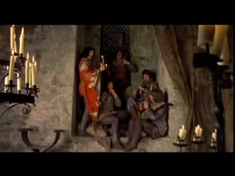 Merveilleux Movie Scene   Monty Python And The Holy Grail   Knights Of The Round Table