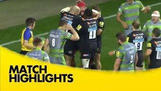 Wasps v Newcastle Falcons - Aviva Premiership Rugby 2017-18
