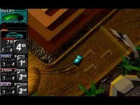 Death Rally - Level 1