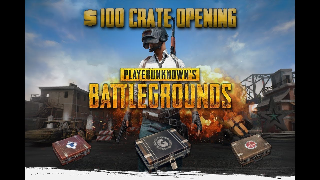 Pubg 100 Gamescon Case Opening 30 Cases Whats Insid
