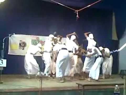 GHSS Puthuparamba kolkali