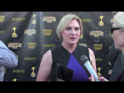 Denise Crosby Interview at the 2017 Saturn Awards