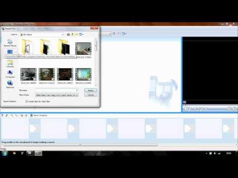 ArcSoft Showbiz 2 - Windows Movie Maker v2.6 - Youtube Tutorial