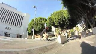 MLK DAY Downtown LA montage with Sebo Walker, Brett Sube, Zak Allegri, Nick Bentz and Yuto Kojima.