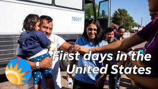 Watch as a Guatemalan Family Lives Their First Week in the United States