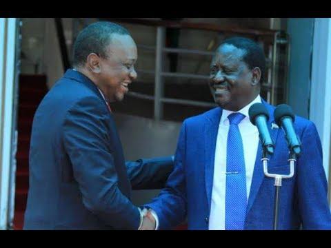 Details of President Uhuru and Raila Odinga's deal
