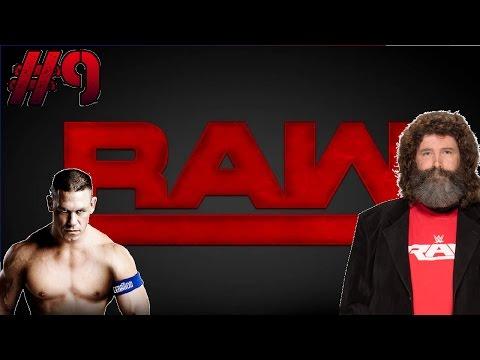TEW 2016 WWE BRAND WARS - RAW Episode 9 -...