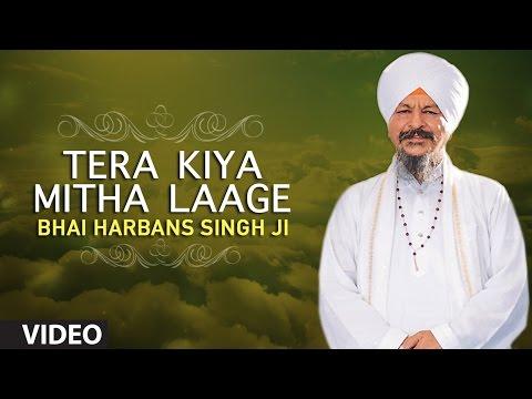 Bhai Harbans Singh Ji - Tera Kiya Mitha Laage