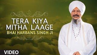Download Bhai Harbans Singh Ji - Tera Kiya Mitha Laage MP3 song and Music Video
