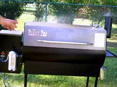 How to smoke fish using the pellet pro grill youtube for How to smoke fish in a smoker