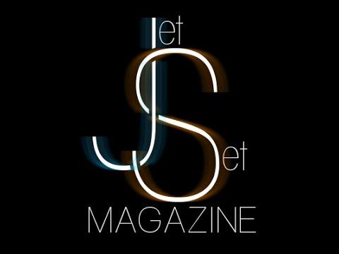 Первый выпуск Jet Set magazine