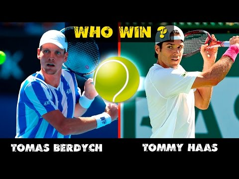 Tomáš Berdych - Tommy Haas Live Watch stream 19 April 2017 Tennis Match prediction, who win?