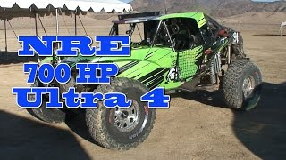 Nre 700 Hp Off Road Ultra 4.  King Of The Hammers Desert Race.  Off Road Racing.