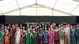 LMA NJ 2012 Guruvayurappan Temple Performance - Ramabhadra Rara