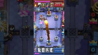 Clash Royale Funny Fight Against a troll