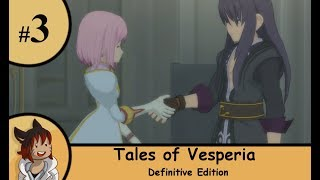 Tales of Vesperia DE part 3 - Shake my hand
