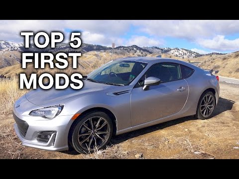 Top 5 First Car Mods – Without Sacrificing Daily Drivability