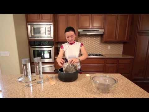 Brewing Chinese Medicinal Herbs Using Stove Top Pot