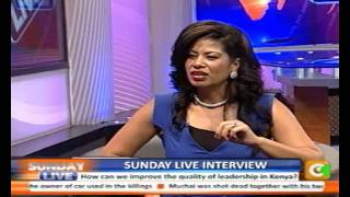Sunday Live Interview: How to Improve Leadership