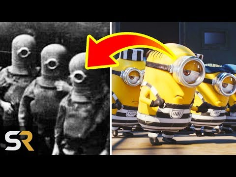 Thumbnail: 10 Shocking Facts You Didn't Know About The Minions