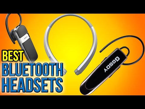 10 Best Bluetooth Headsets 2016