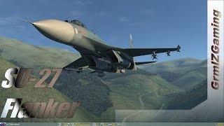 DCS - Zhuravlik // Sukhoi Su-27 Flanker