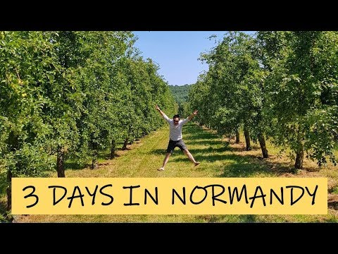 Normandy Food Tour: French Cider, Cheese, Calvados & Oysters!    One Hungry Asian Travel Blog