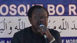 Ahmadiyya Muslims of Sierra Leone open new mosque