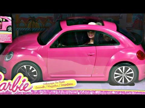 Barbie Volkswagen The Beetle / Barbie Volkswagen Garbus - BJP37 - Recenzja