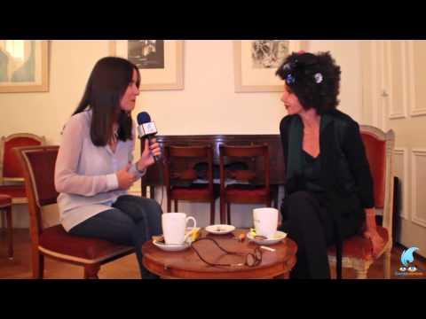 Entrevista con la actriz Victoria Abril - Londres otoño 2014