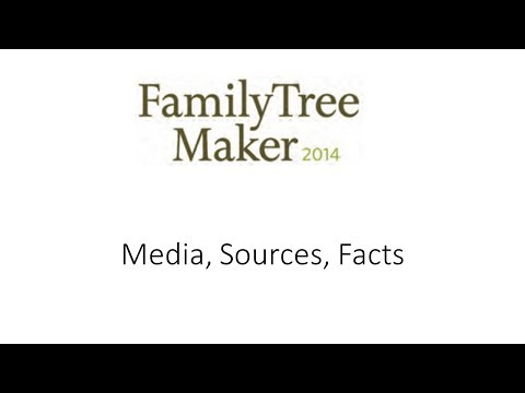 FTM2014 - Media, Sources, Facts
